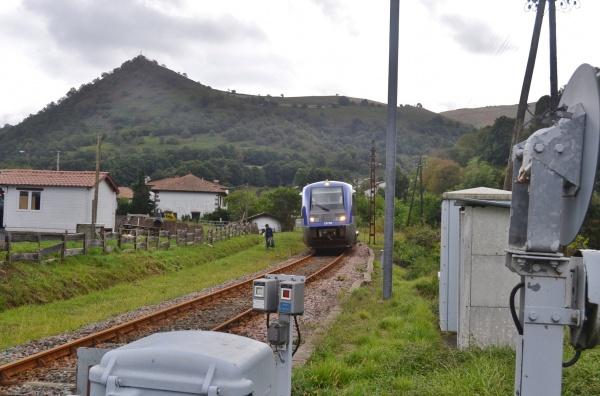 Photo Bidarray - La Gare