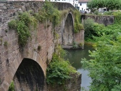 Photo paysage et monuments, Bidarray - Le Pont D'Enfer