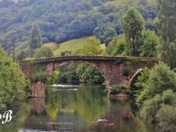 Photo paysage et monuments, Bidarray - Pont sur la Nive