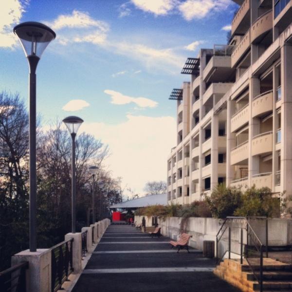 Les terrasses d'Este