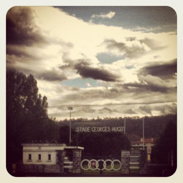 Stade Georges Hugot
