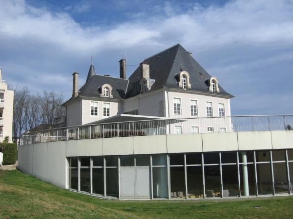 la mediathèque - Chateau d'Este de Billère