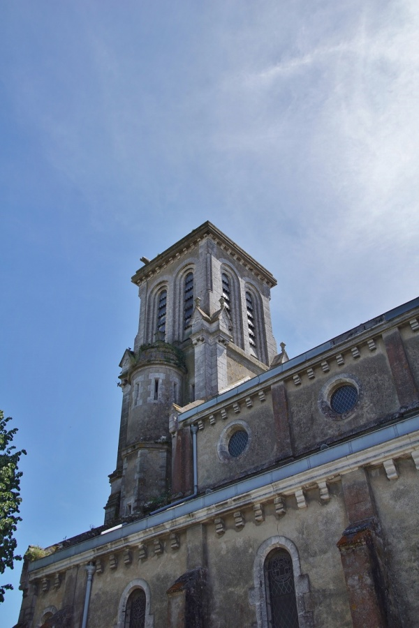 Photo Boucau - église Notre Dame