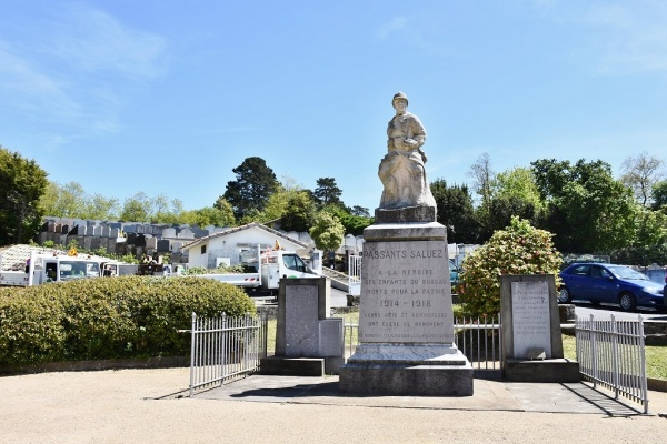 Photo Boucau - le Monument Aux Morts