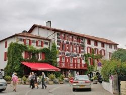 Photo paysage et monuments, Espelette - Hotel d'Espelette