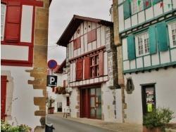 Photo paysage et monuments, Espelette - Maisons Typiques D'Espelette