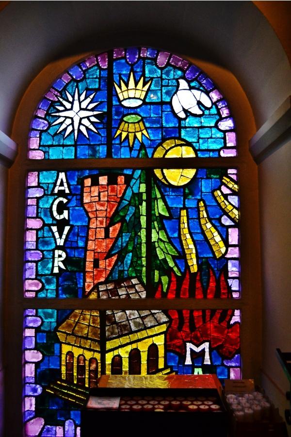 Photo Hasparren - église St Jean-Baptiste