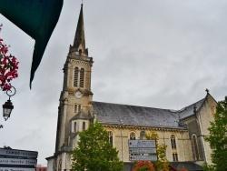 Photo paysage et monuments, Hasparren - église St Jean-Baptiste
