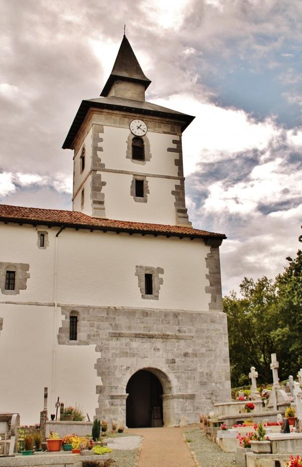 Photo Itxassou - L'église