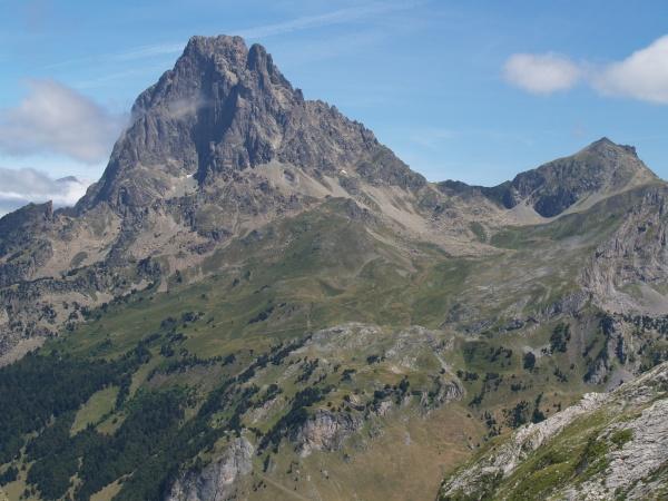 Photo Laruns - Pic du Midi d'Ossau