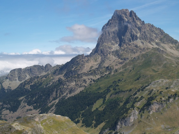 Photo Laruns - Pic du Midi d'Ossau