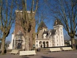 Photo paysage et monuments, Pau - Château de Pau 64000
