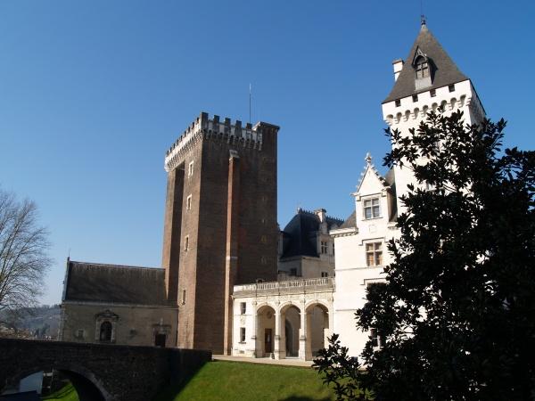 Photo Pau - Château de Pau 64000