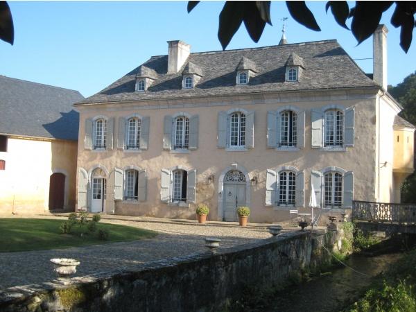 Château Meyracq façade sud