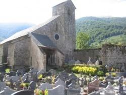 Photo paysage et monuments, Sainte-Engrâce - eglise sainte engrâce