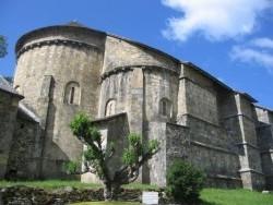 Photo paysage et monuments, Sainte-Engrâce - autre vue de l'église