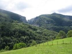 Photo paysage et monuments, Sainte-Engrâce - entre des gorges d'ehujarre