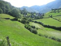 Photo paysage et monuments, Sainte-Engrâce - entrée de la vallée