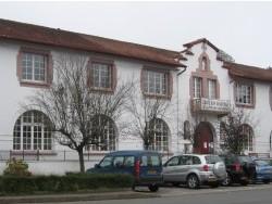 Photo paysage et monuments, Saint-Jean-Pied-de-Port - college mayorga