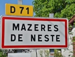 Photo de Mazères-de-Neste