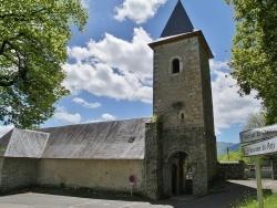 Photo paysage et monuments, Montoussé - église Saint jacques