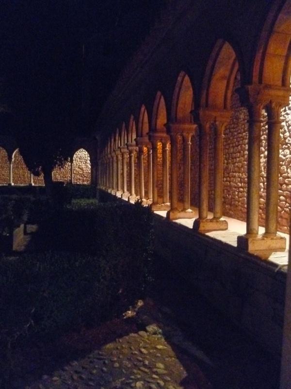 Photo Arles-sur-Tech - Cloître de l'abbatial