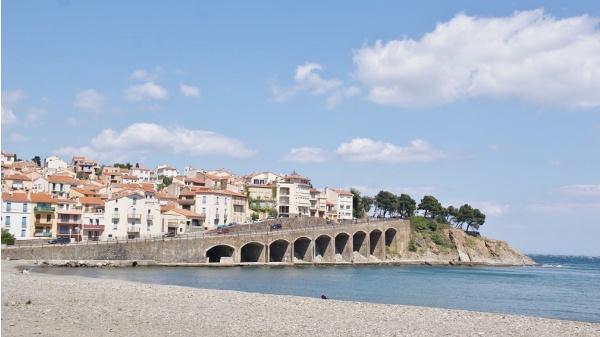 Photo Banyuls-sur-Mer - la mer