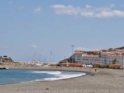 Photo paysage et monuments, Banyuls-sur-Mer - la mer