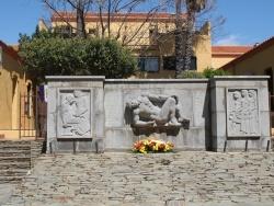 Photo paysage et monuments, Banyuls-sur-Mer - Monuments Aux Morts
