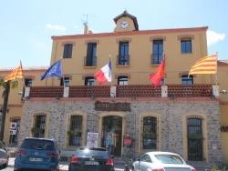 Photo paysage et monuments, Banyuls-sur-Mer - la mairie