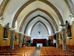 Photo paysage et monuments, Le Barcarès - Eglise Le Barcarès.