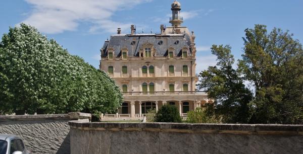 Château d'Aubiry ( Ceret )