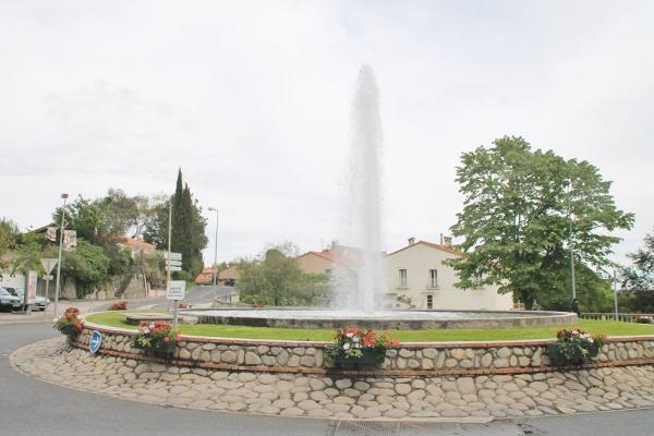 Photo Céret - la fontaine