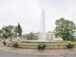 Photo paysage et monuments, Céret - la fontaine