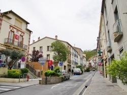 Photo paysage et monuments, Céret - le village