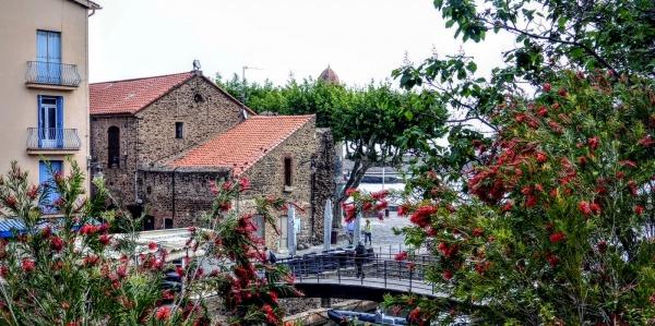 Collioure - Mai 2O16 .I;