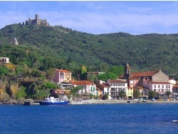 Photo paysage et monuments, Collioure - collioure