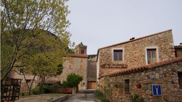 Photo Coustouges - le village
