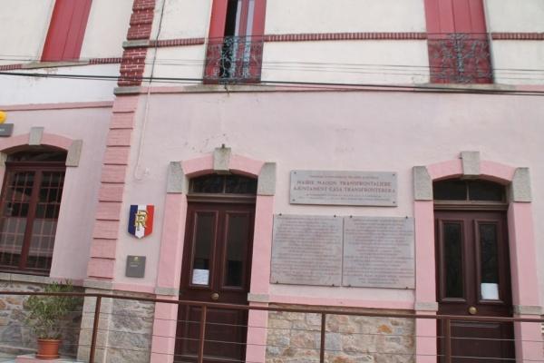 Photo Coustouges - la Mairie