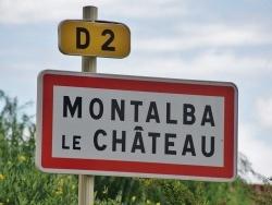 Photo de Montalba-le-Château
