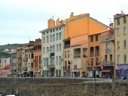 Photo paysage et monuments, Port-Vendres - port-Vendres. Mai 2016.D.