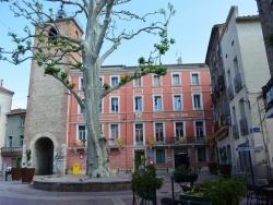 Photo paysage et monuments, Rivesaltes - Rivesaltes - Mai 2O16;A;