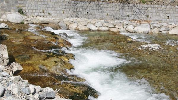 la rivière la coumelade
