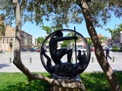 Photo paysage et monuments, Thuir - THUIR 66 - Vers centre ville.O.