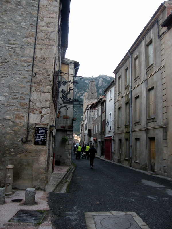 Photo Villefranche-de-Conflent - rue