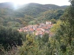 Photo paysage et monuments, Vira - Le village de Vira , photo prise le 2 novembre 2002 lors du mariage de ma fille Amélie