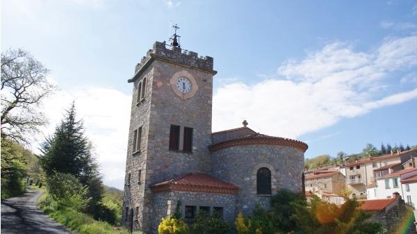 église sainte Eulalie