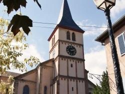 Photo paysage et monuments, Barr - église St Martin