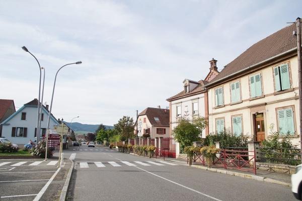 Photo Herrlisheim - le village