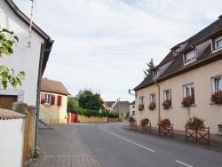 Photo paysage et monuments, Herrlisheim - le village